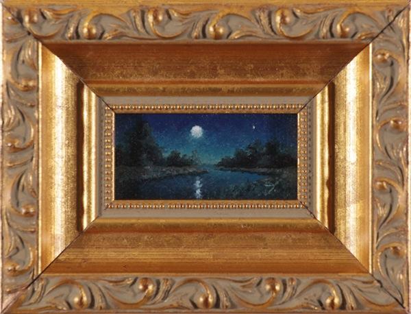 Moonrise Stream