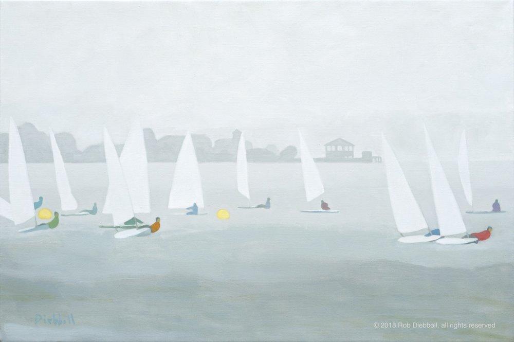 December Sailing