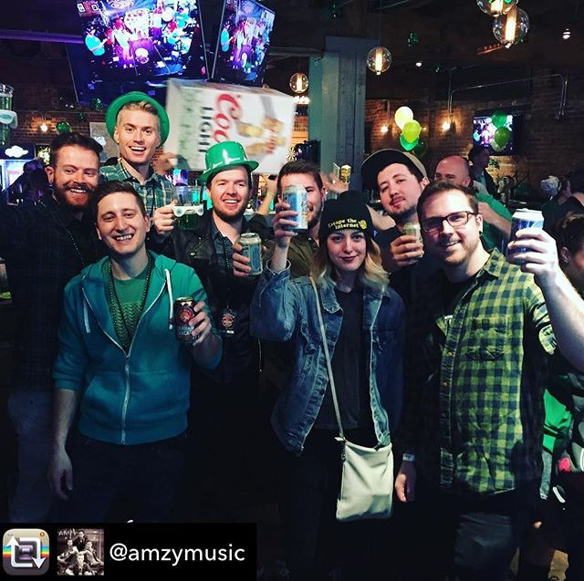 Repost from @amzymusic - Hanging with @wildermiss at Keggs and Eggs. Check them out! #keggs12