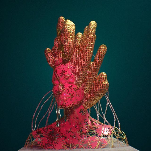 👾🤙#netart #3d #digital #cinema4d #instadaily #illustration #visuals #digitalart #internetart #design #cgi#graphics #render #octane #motiongraphics #rendering #Zbrush#surreal #abstract #art #computerart #otoy #photoshop #designspiration #animation #3dgraphic #houdinifx #sidefx