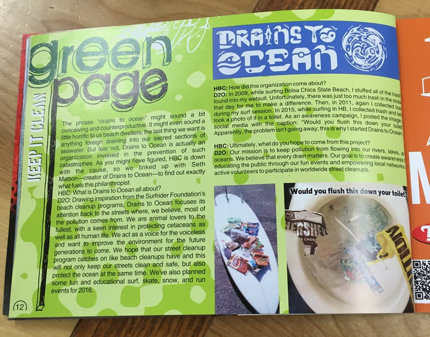 News/Events — Drains To Ocean