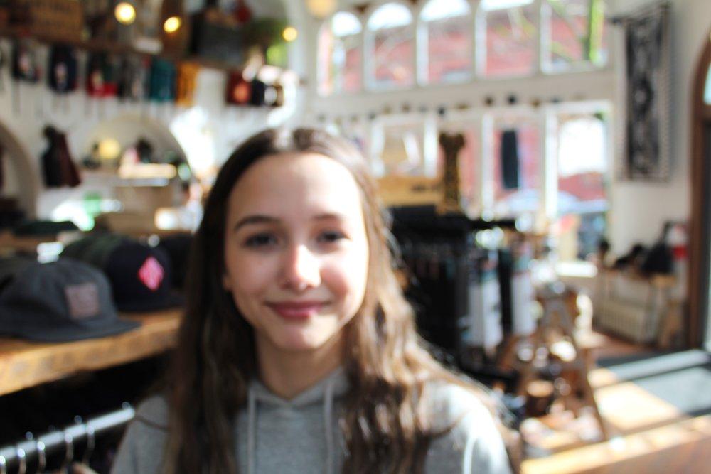 Annica Vanzee, 16