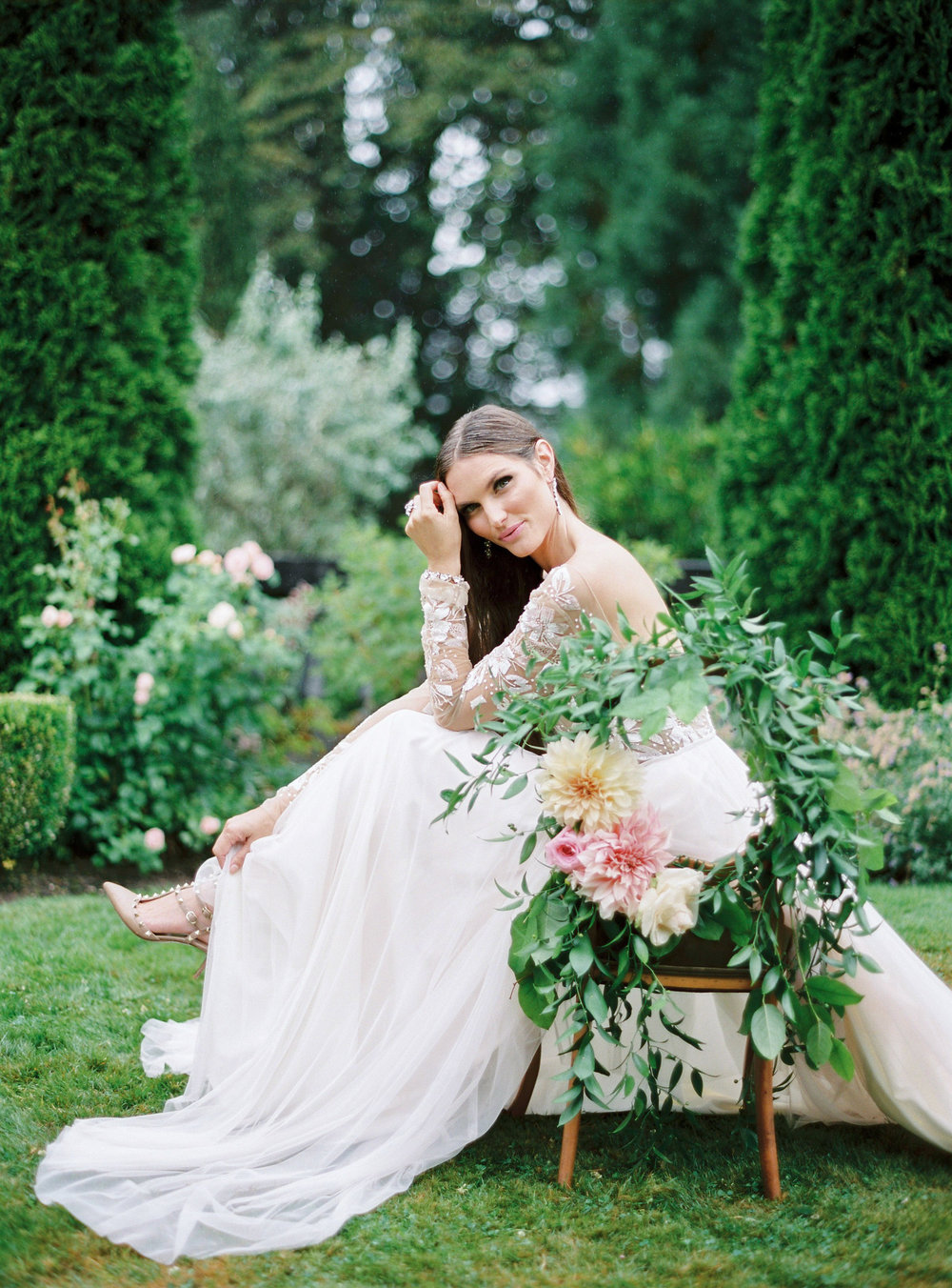 The Bridal Boutique • Blush Wedding Photography • Hayley Paige