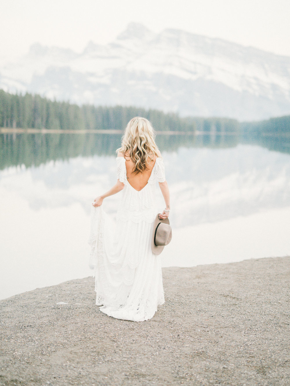 The Bridal Boutique • Rue De Seine • Julia Park Photography • Banff Wedding Inspiration