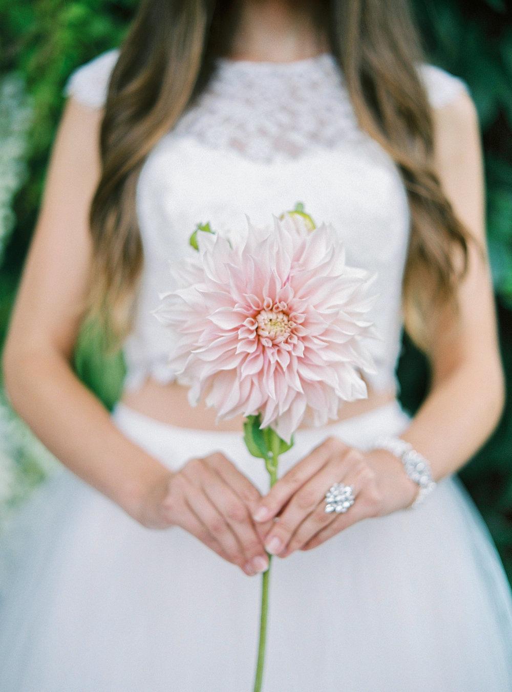 The Bridal Boutique • Hayley Paige • Romantic Garden Wedding