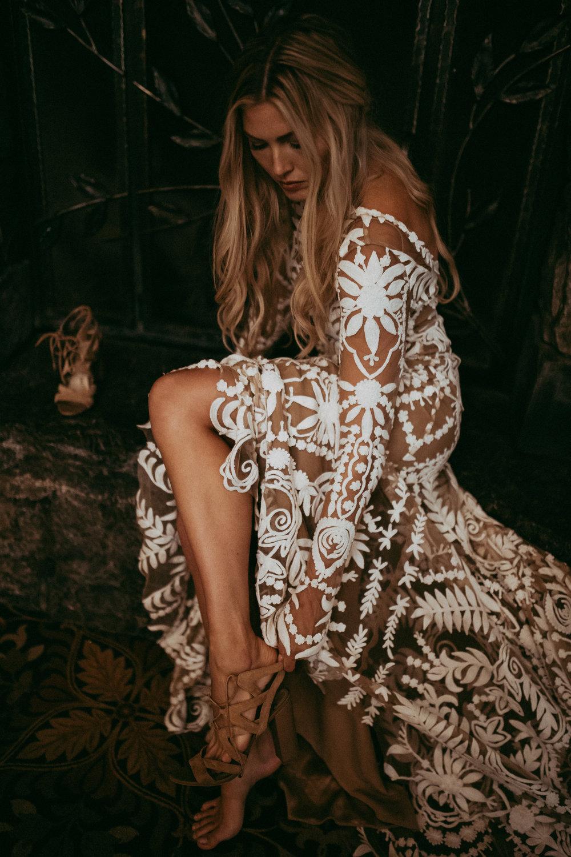 """Rue De Seine """"Avril"""" Gown"""