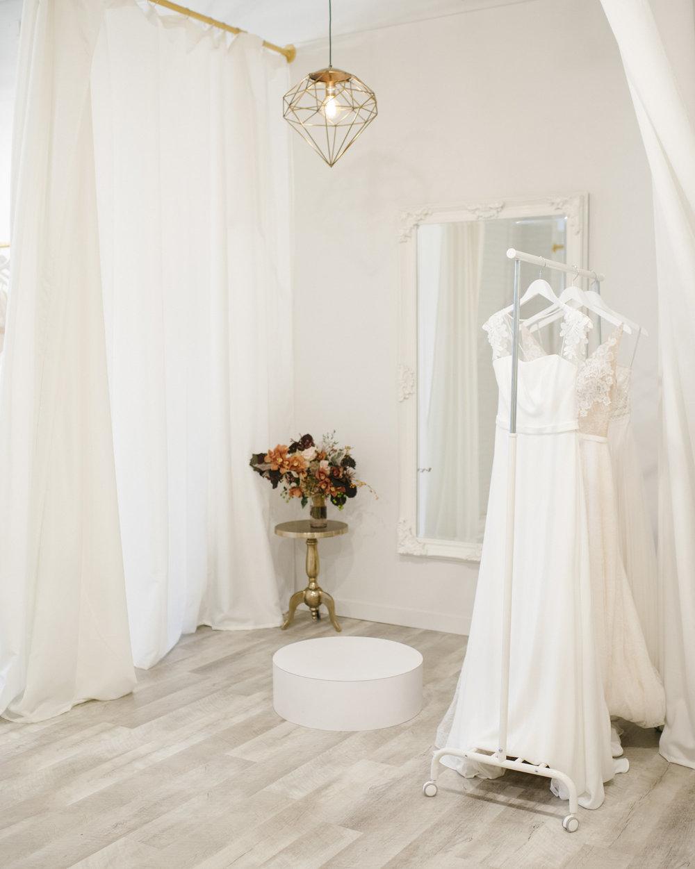The Bridal Boutique in Edmonton, Alberta