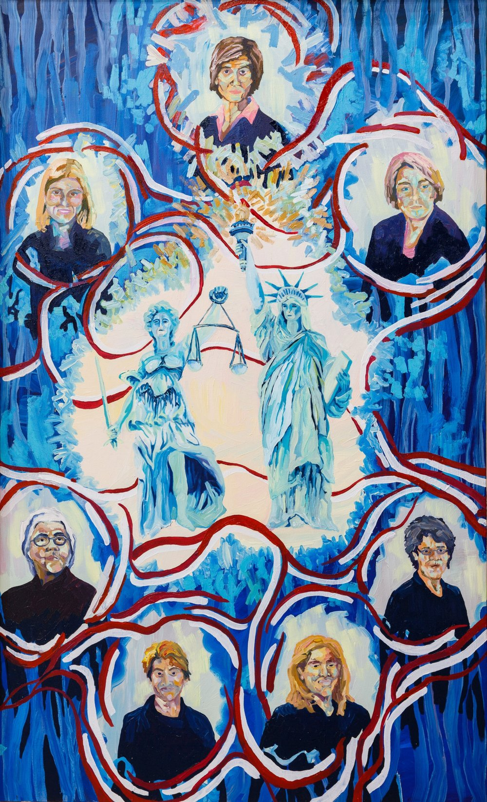 Liberty with Justice-Yates, Healey, Swanson, Dein, Donnelly, Burroughs, Brinkema