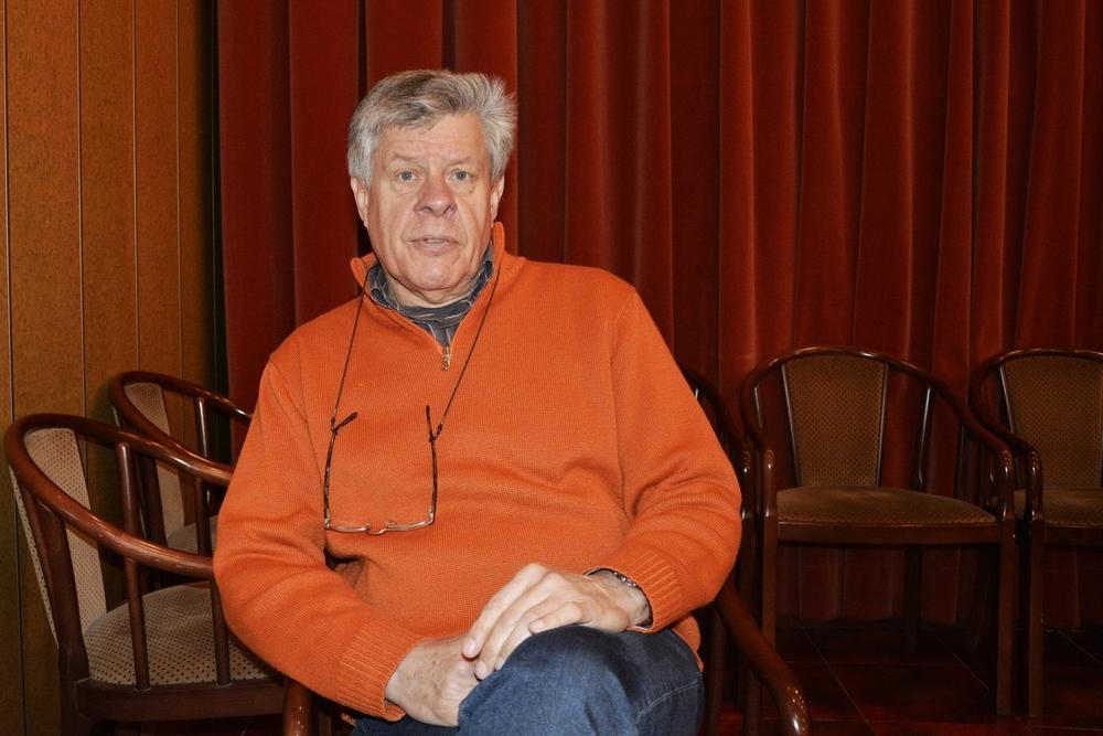 Igor Komel, ravnatelj Kulturnega doma Gorica