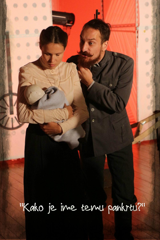 Gledališka predstava Ikarus