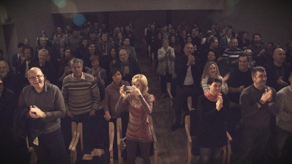 Stoječe ovacije za Ikarusa na Goriškem, oktober 2015