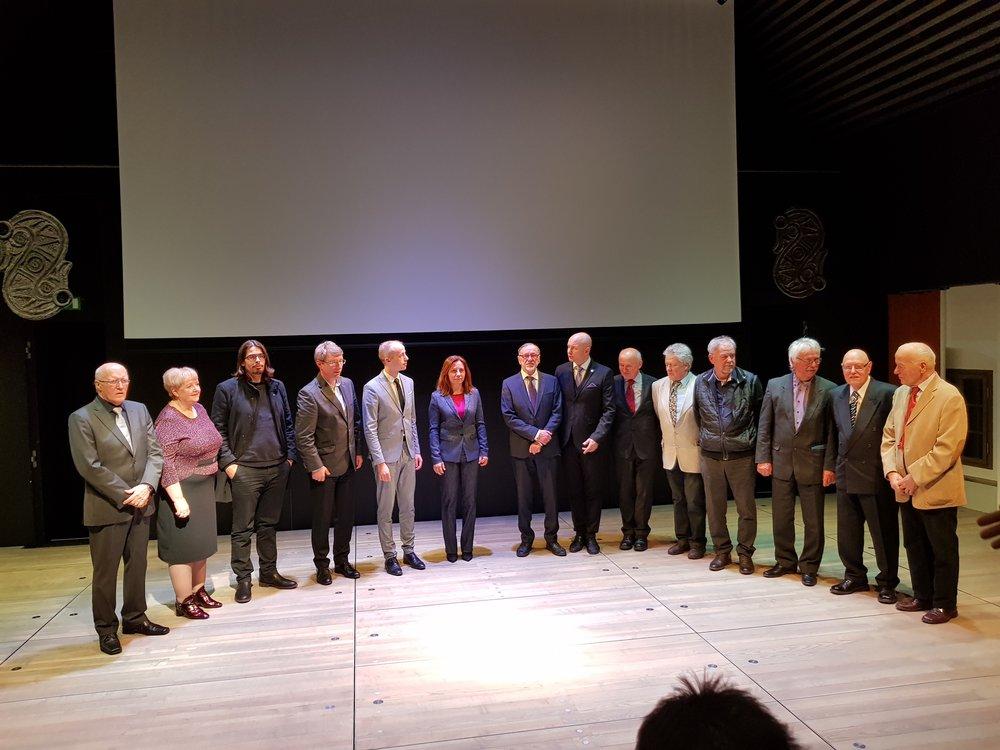 Nagrajenci JSKD (foto: Matej Maček)