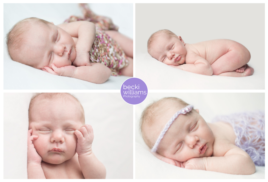 Newborn Photography - Amelia