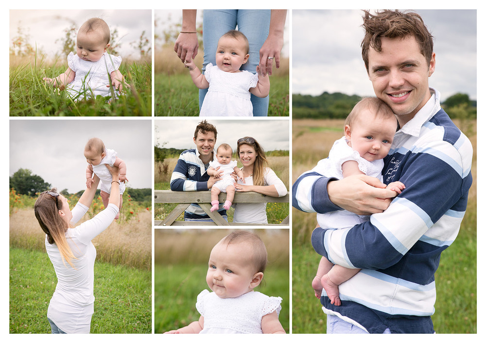 Family Photoshoot Luton