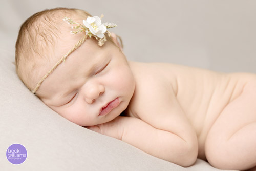 Newborn Headband, Newborn photography Hemel Hempstead