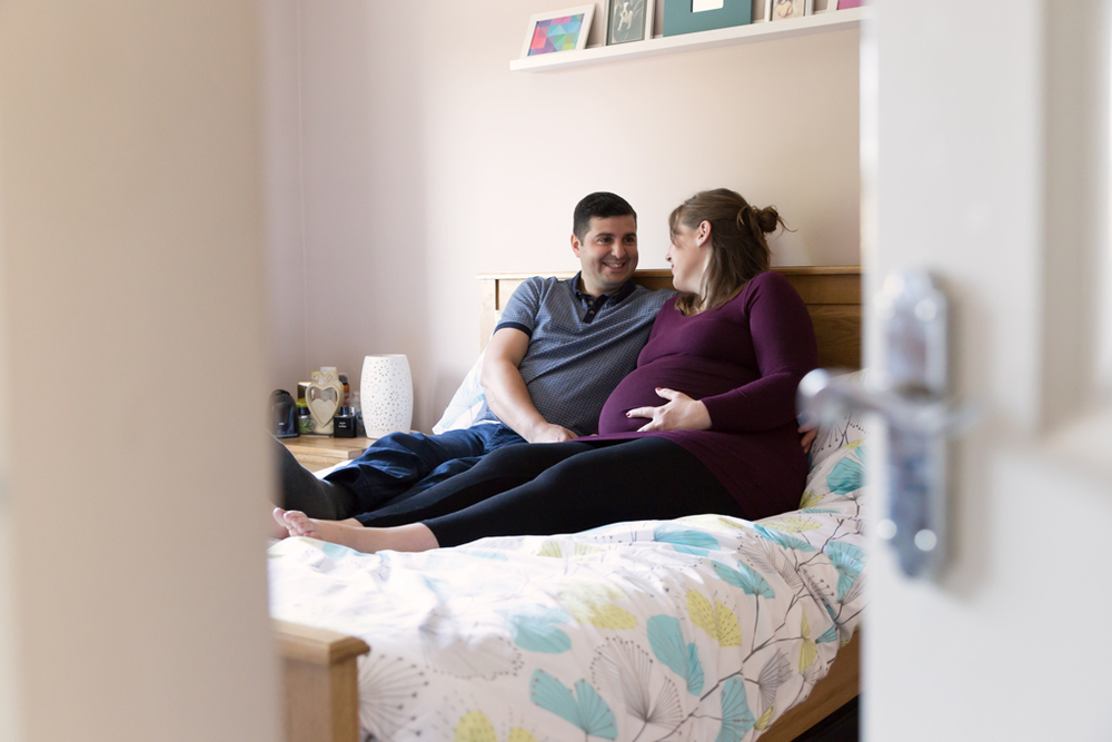 pregnancy pictures at home - hemel hempstead