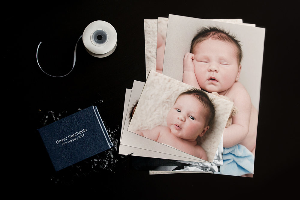 Newborn Pictures Hemel Hempstead - Prints & digitals