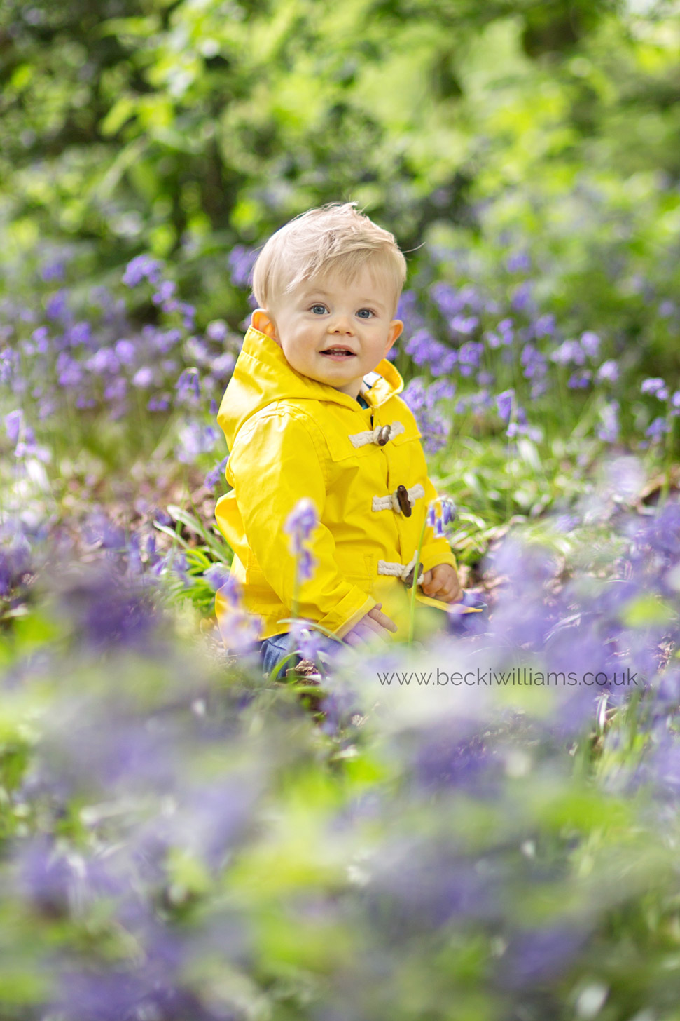 Copy of Bluebell Photo Shoot St Albans