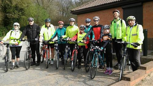 What's on in Hemel hempstead - cycling hub