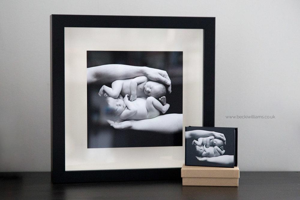 Professional photographer USB & Frame, Hemel Hemsptead