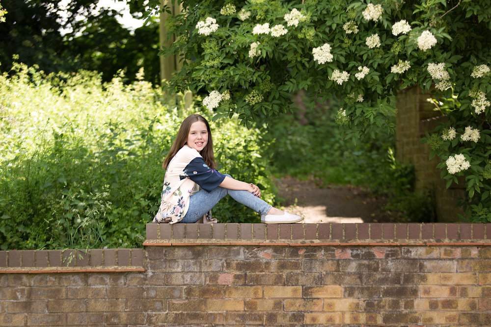 Hemel Hempstead Summer Children Photography