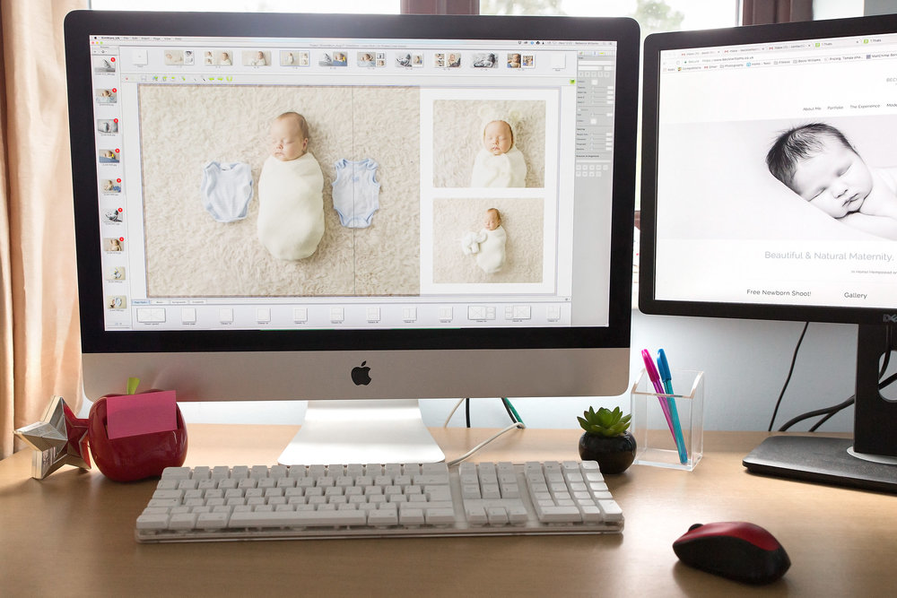 newborn-baby-photographer-hemel-hempstead-premature-preemie-designing-album.jpg