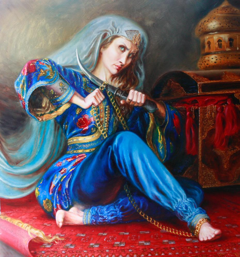 Svetlana Sintseva