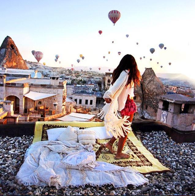@LeahliahInstagram - in Cappadoccia