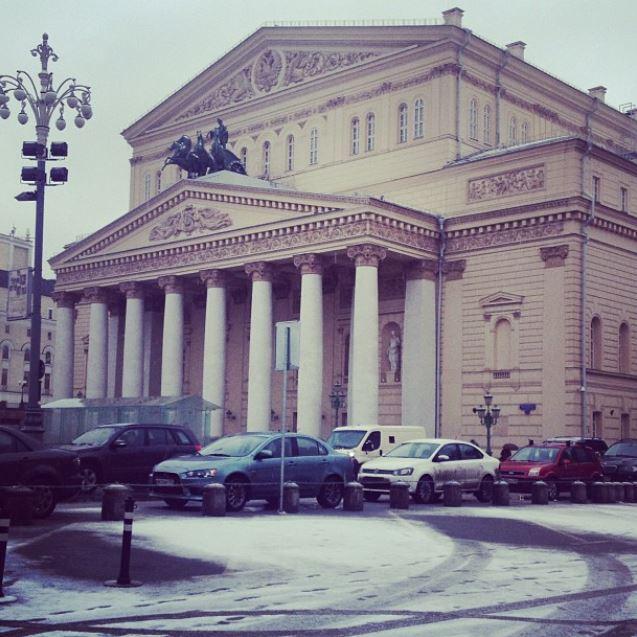 @julietbelkin Instagram - Moscow