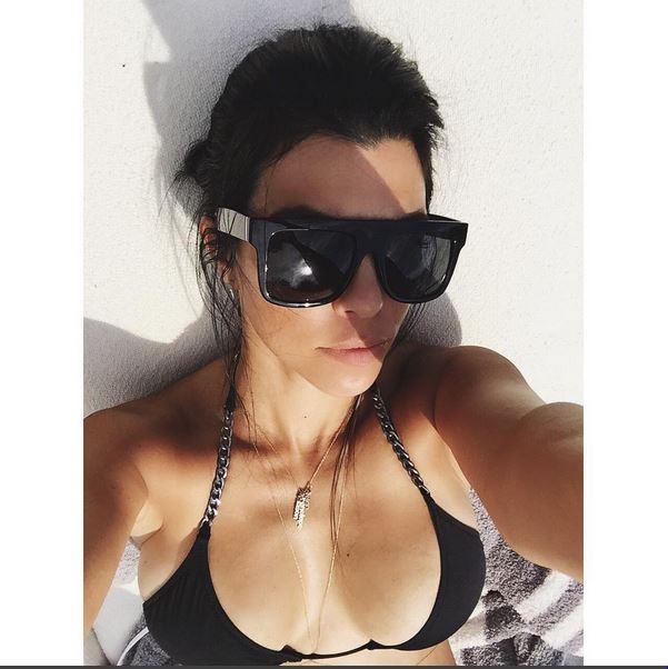 @Kourtneykardashian Instagram