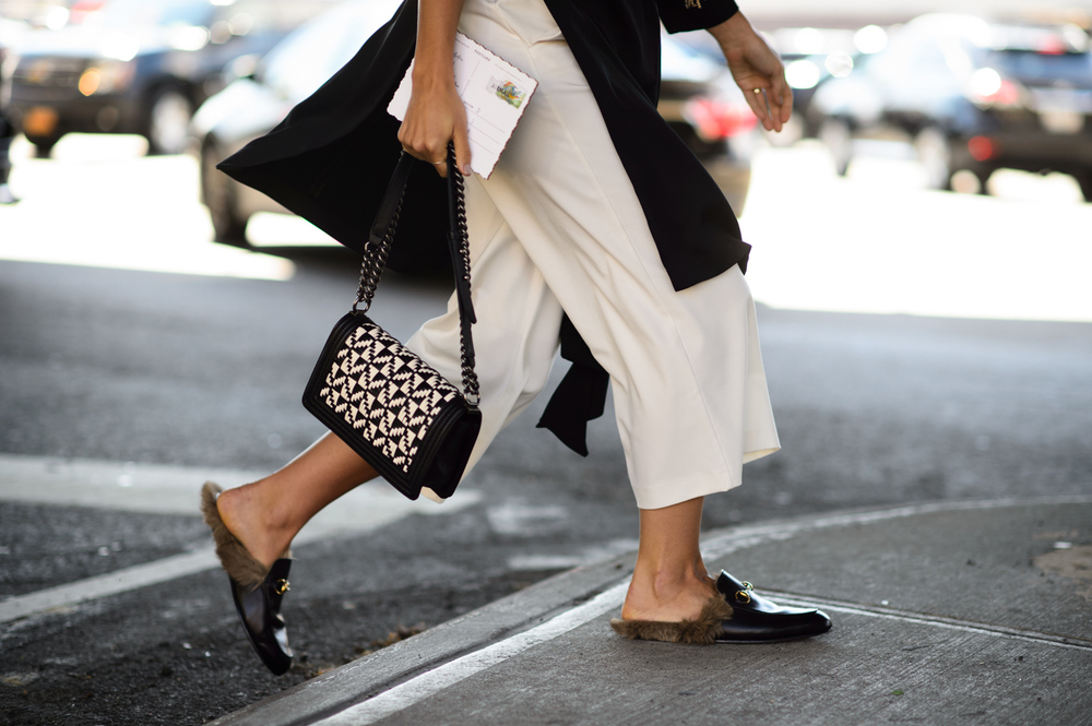 Gucci loafer Photo by Adam Katz Sinding