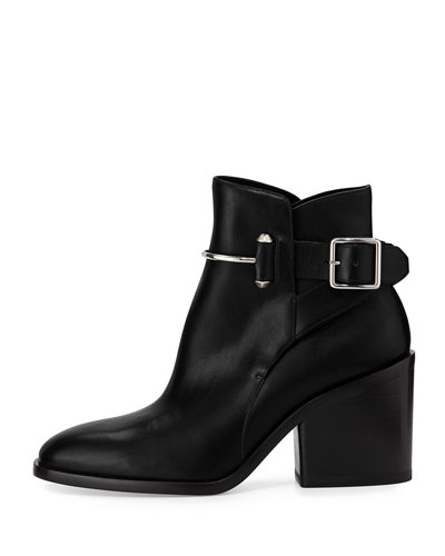CLICK IMAGE TO SHOP BALENCIALA SMOOTH LEATHER BOOTS