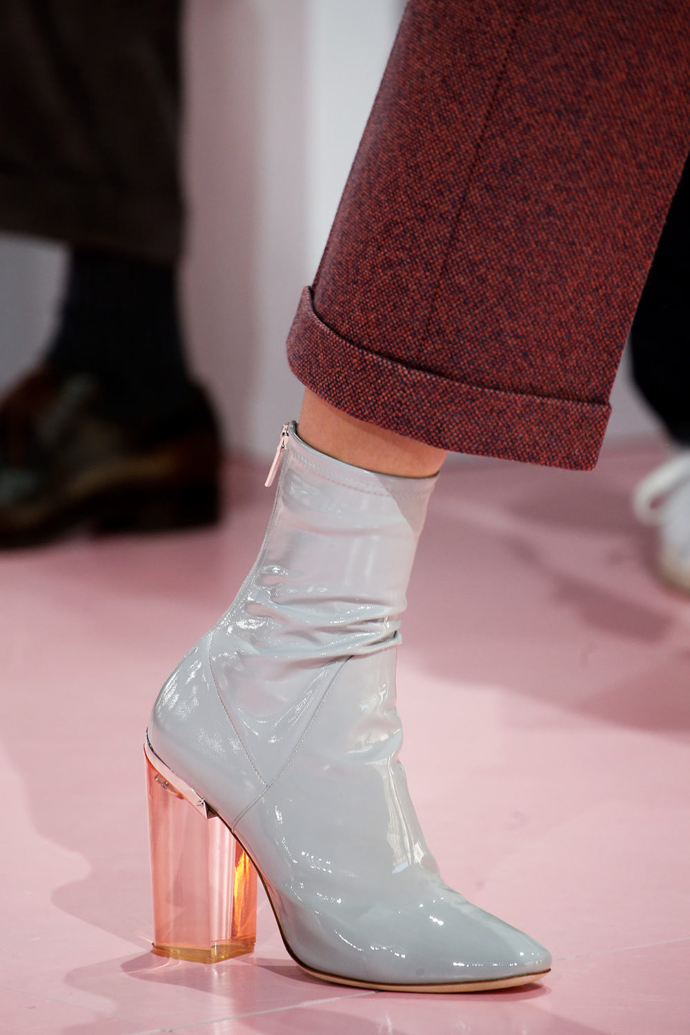 CLICK IMAGE TO SHOP DIOR PATENT LEATHER BOOTS