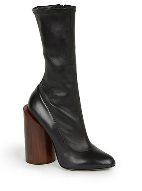 CLICK IMAGE TO SHOP GIVENCHY LAMBSKIN LEATHER BOOTS