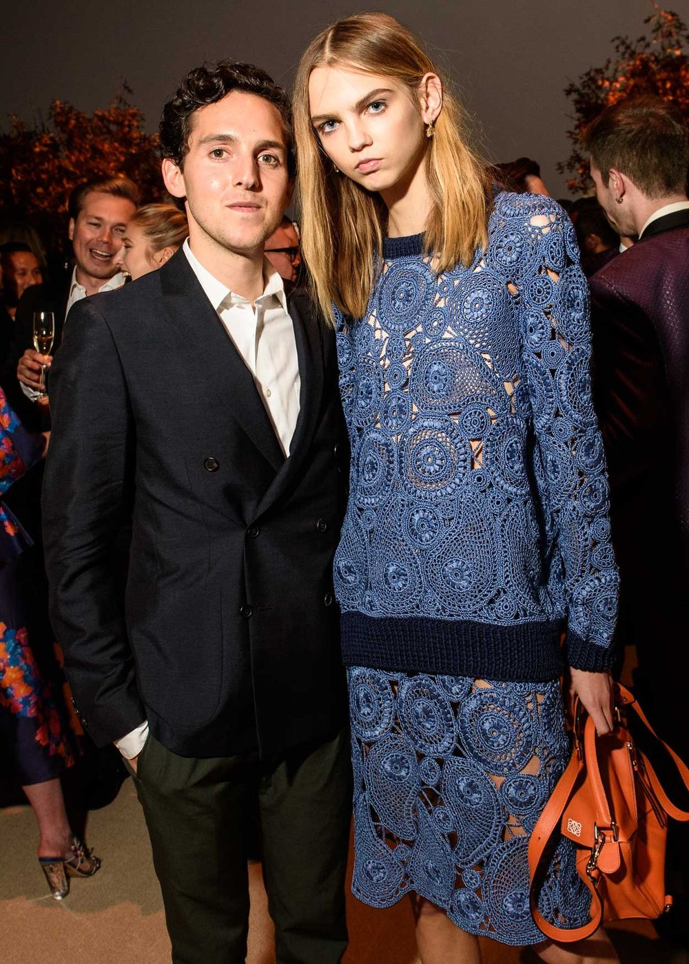ALEX ORLEY AND MOLLY BAIR