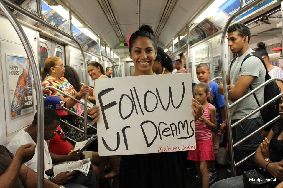 Meet Sarina of Bronx, New York her dream is to be an outlet for those who have no one to turn to.