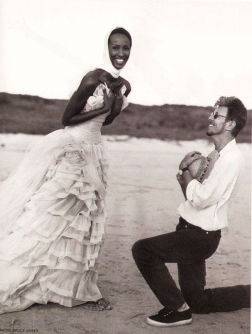 Photographed by Bruce Weber, Vogue, 1995