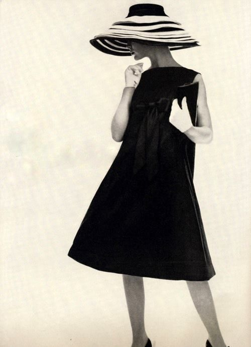 Photo by Irving Penn, 1958