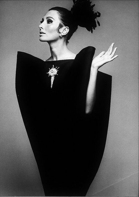 Irving Penn for Balenciaga, 1967