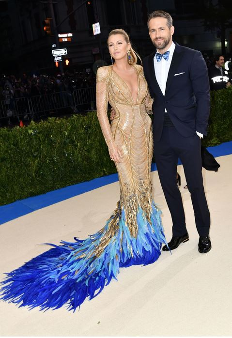 Blake Lively and Ryan Reynolds -