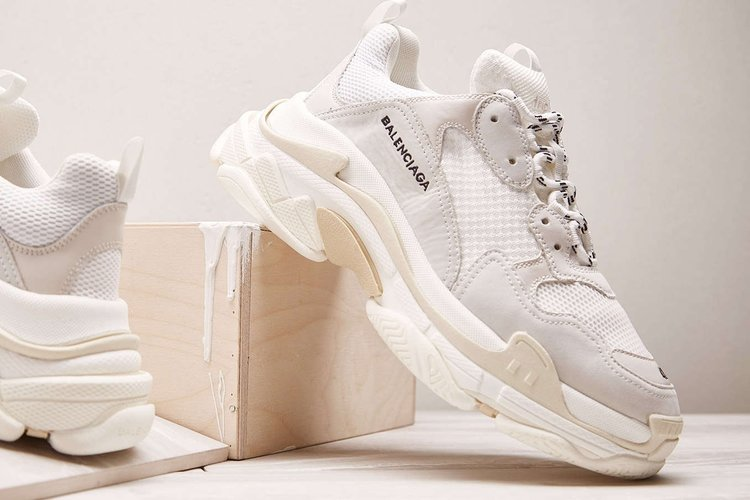 51693b266c00 The Balenciaga Triple-S Ugly  Dad  Sneaker is the IT shoe — JOLIEGAZETTE