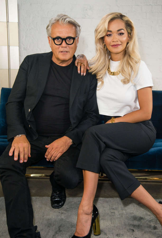 Rita Ora & Giuseppe Zanotti