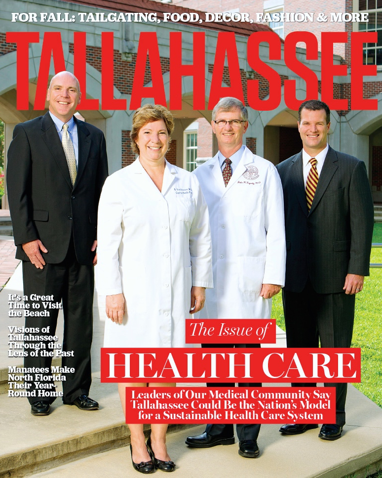 The Sole of a Business,  Tallahassee Magazine, Sep-Oct, 2013 .