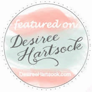 Desiree Hartsock Feature Badge