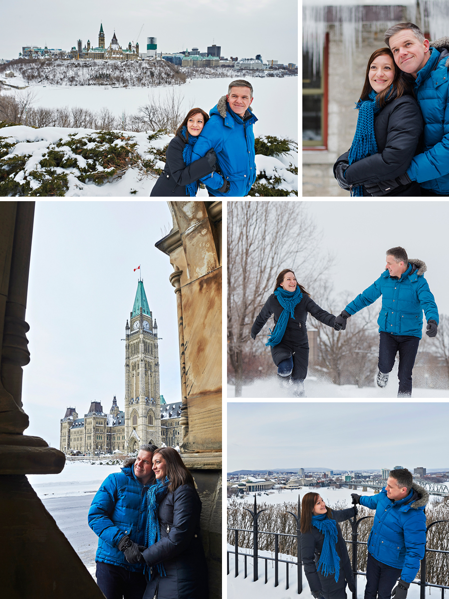 Jessica et Patrick à Ottawa - Jessica and Patrick in Ottawa