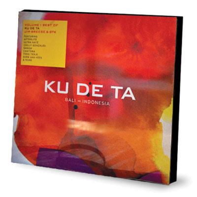 Stina Persson / KuDeTa Bali Classics CD