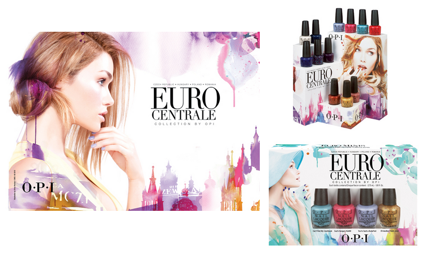 Stina Persson / OPI Euro Centrale Collection