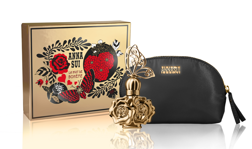 Lisa Grue / Anna Sui Fragrance giftset