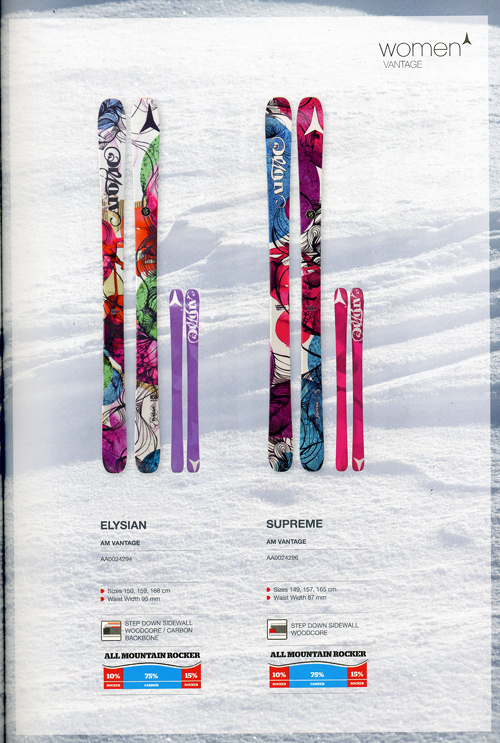 Stina Persson / Atomic Skis