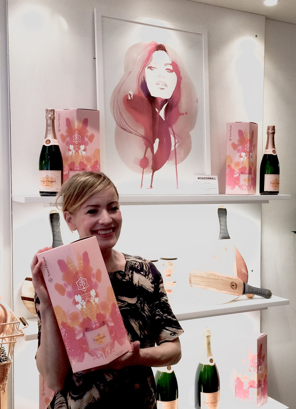 Stina Persson / Veuve Clicquot Pop-up Shop